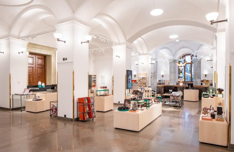 Nationalmuseum Shop.