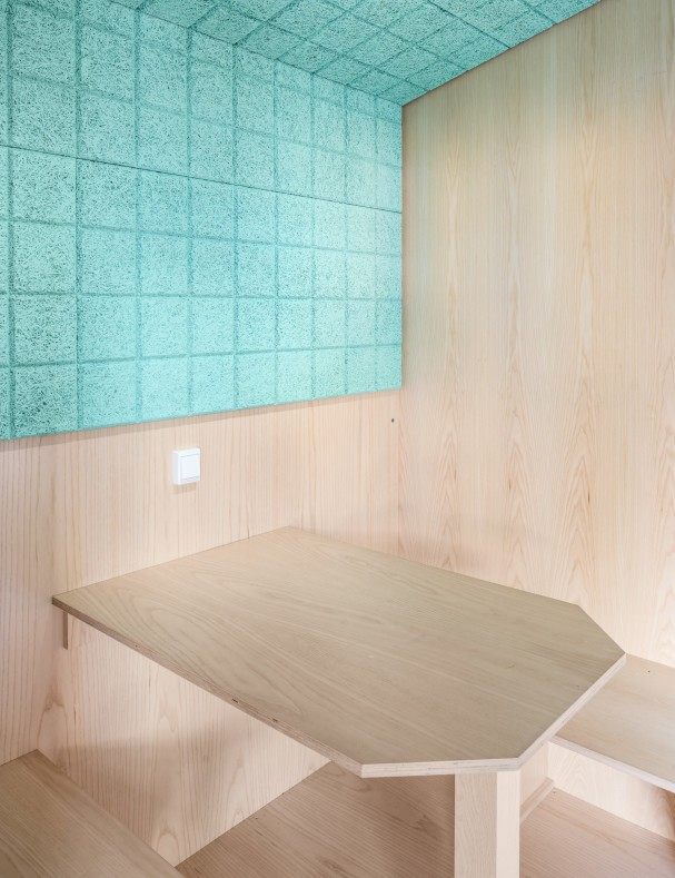 BAUX acoustic panels.