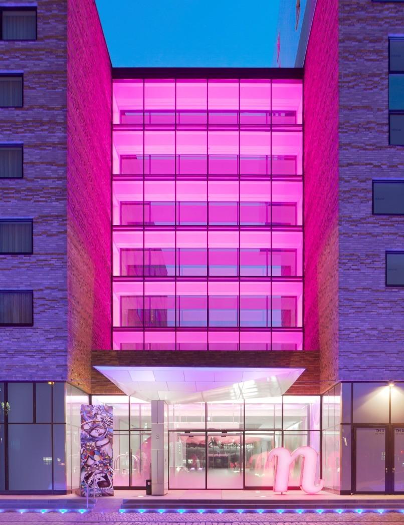 Hotell nhow i Berlin
