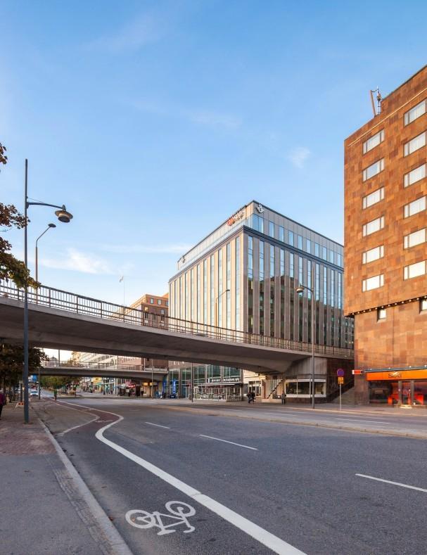 Klaraporten i Stockholm