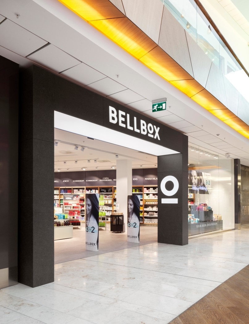 Bellbox i Täby Centrum
