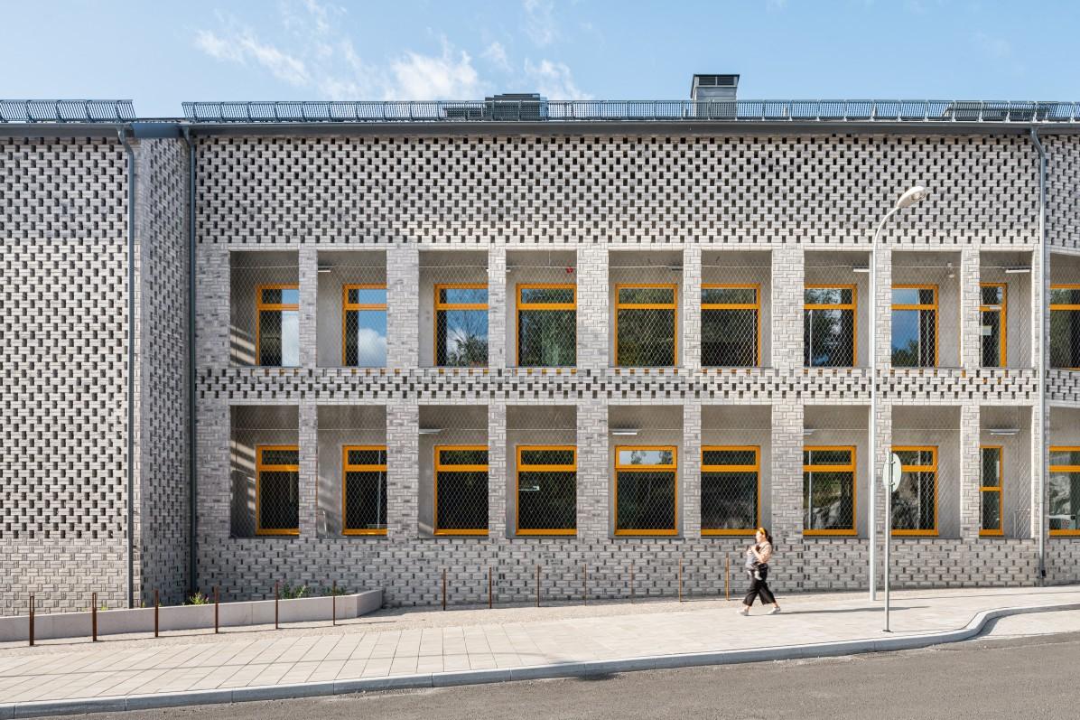 Bobergsskolan av Max Arkitekter.