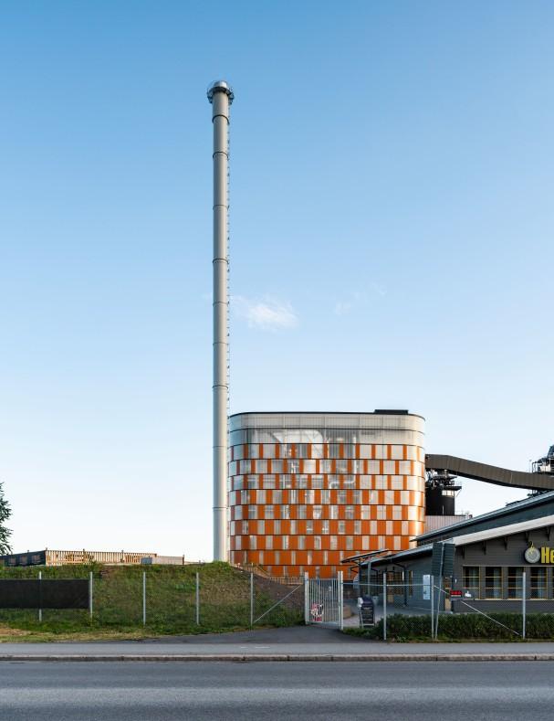 Vattenfall Carpe Futurum i Uppsala av Liljewall arkitekter