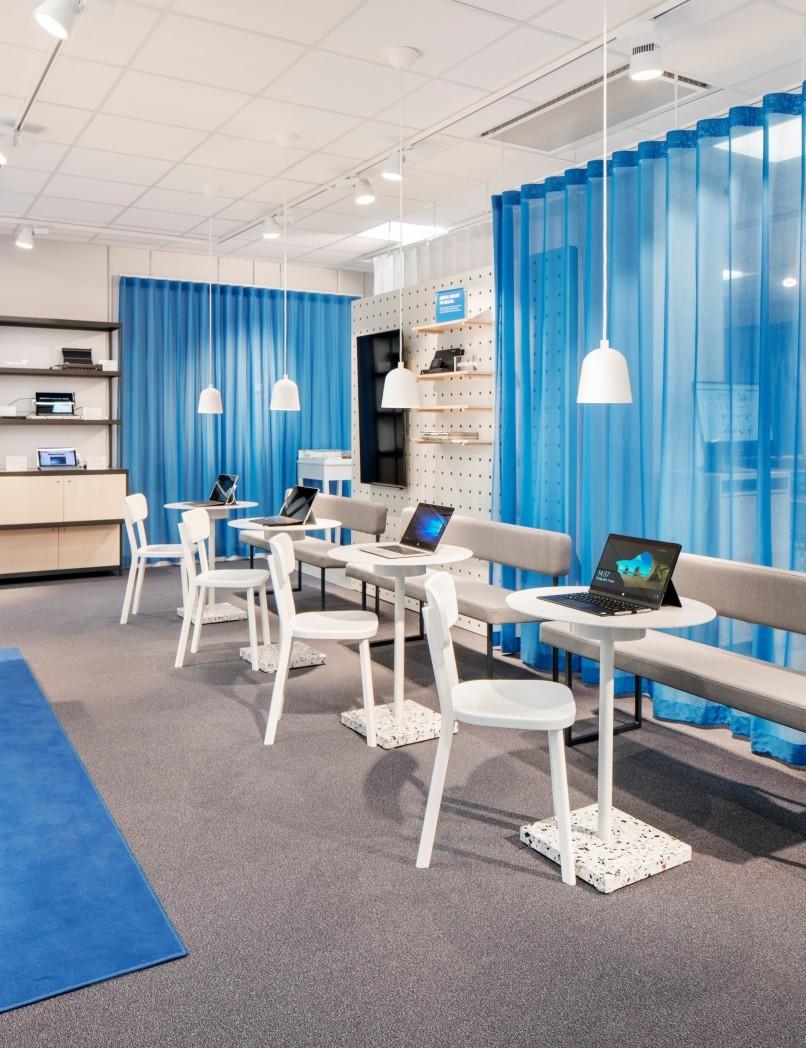 Dustin Concept Store i Stockholm
