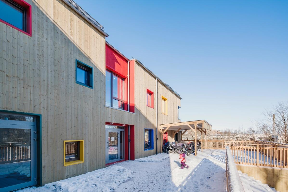 Preschool Typografen in Stockholm