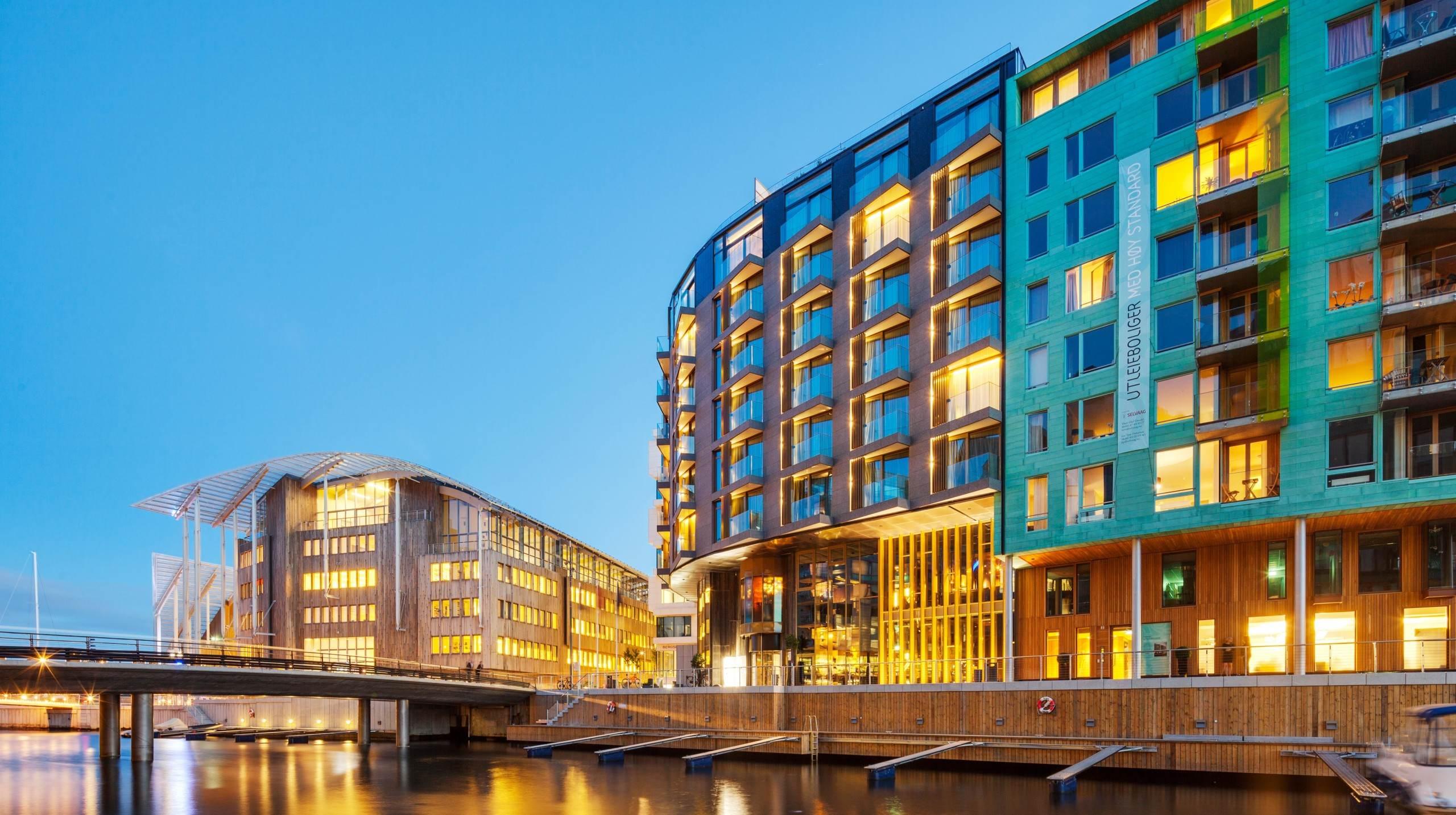 The Thief Hotel in Oslo