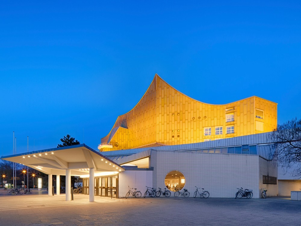 Berliner Philharmoniker in Berlin