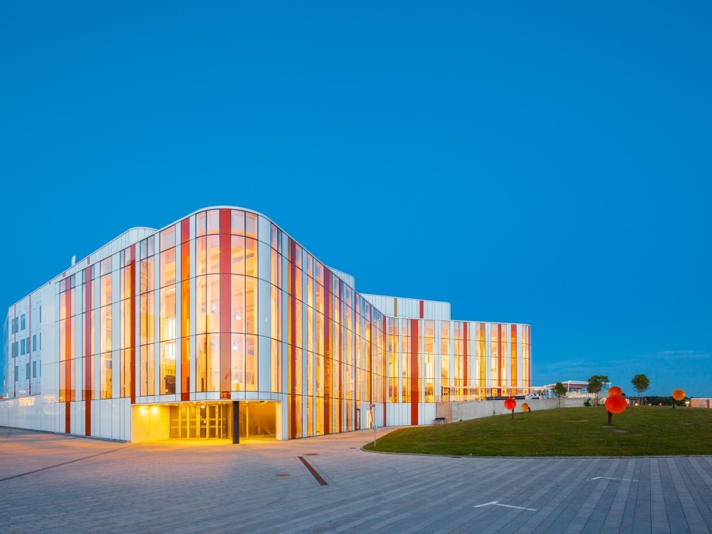 Kulturhuset Spira i Jönköping