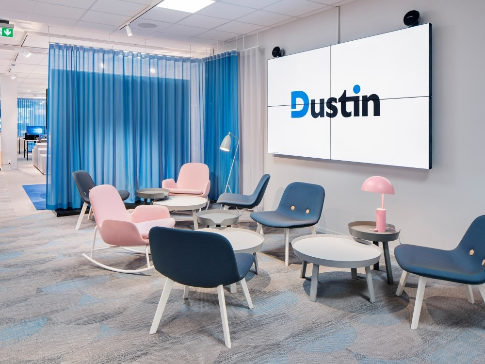 Dustin Concept Store in Stockholm