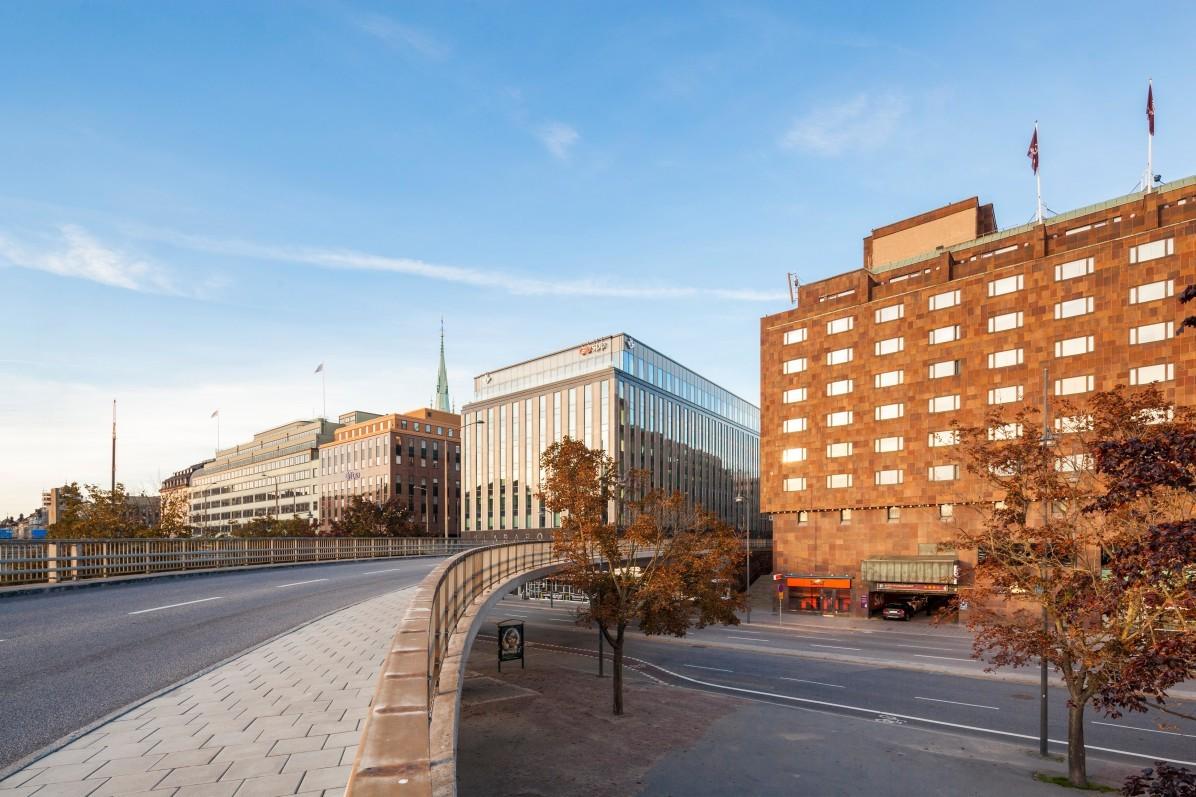 Klaraporten in Stockholm
