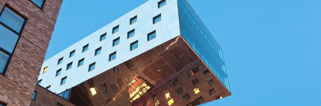 nhow Hotel in Berlin