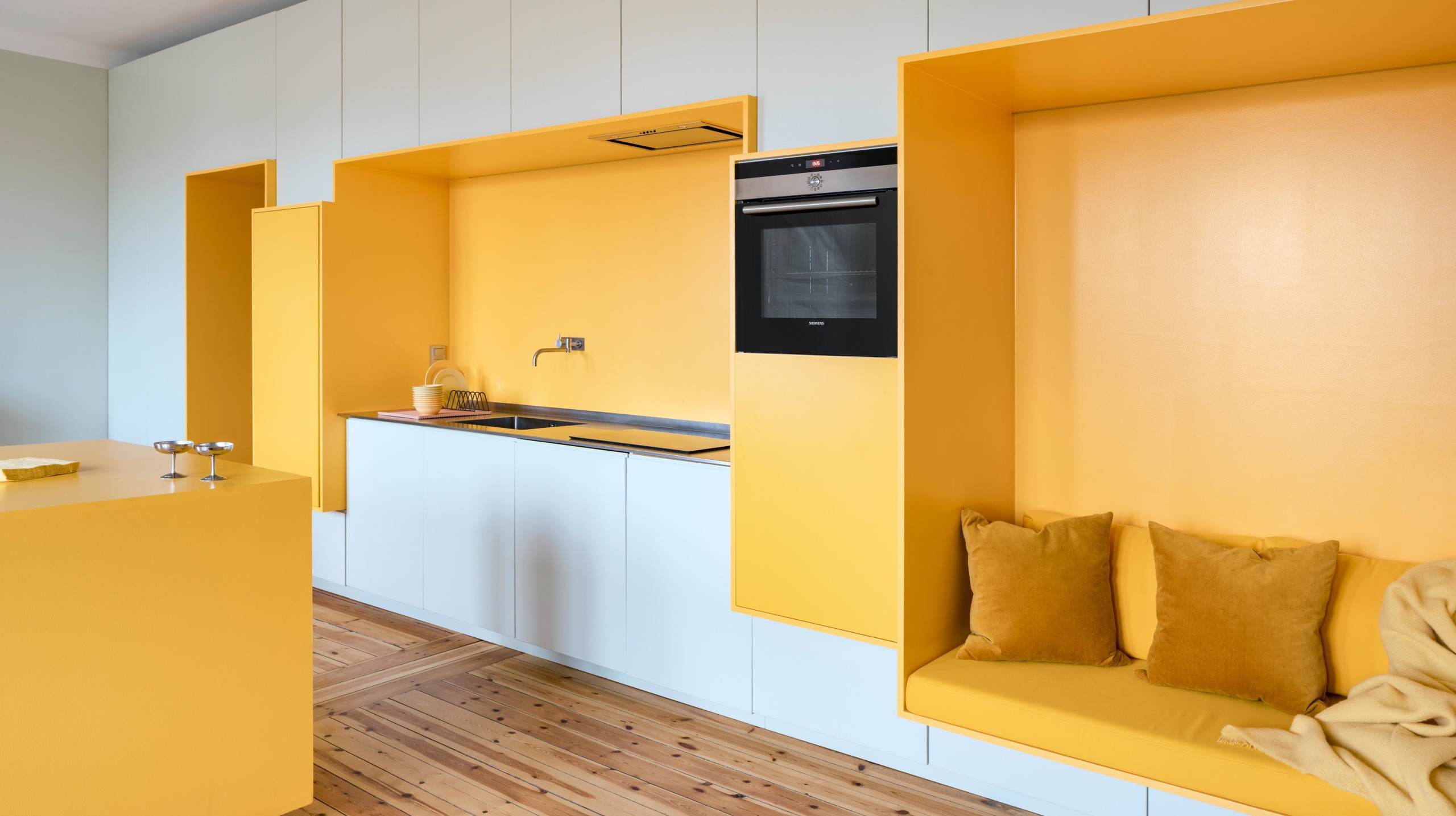 Function Walls av David Lookofsky, fotograferat av arkitekturfotograf Mattias Hamrén.