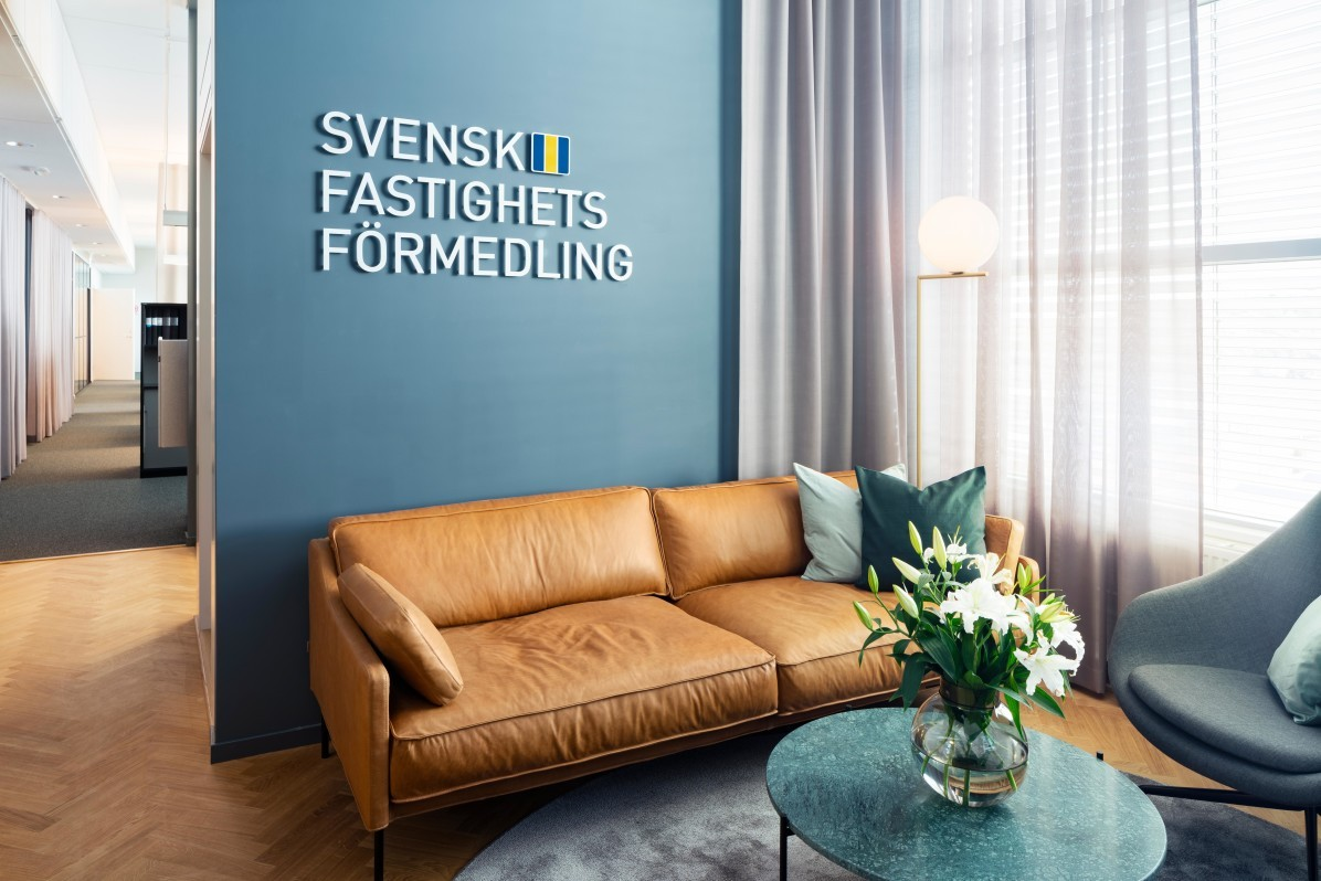 Svensk Fastighetsförmedling in Sickla