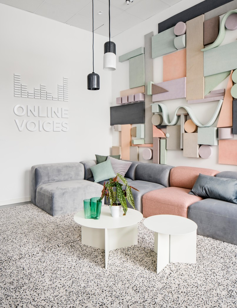 Online Voices office in Stockholm