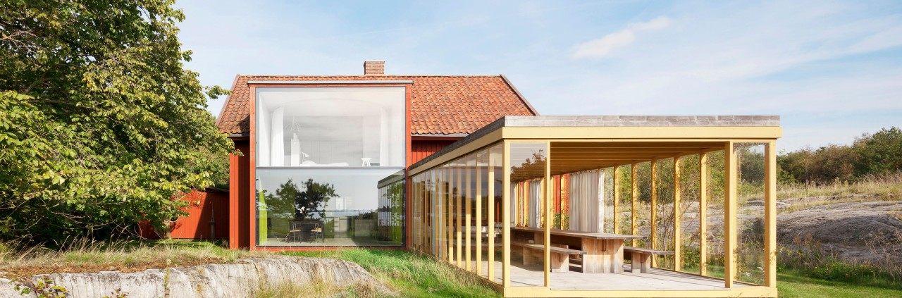 Gert Wingårdh residence