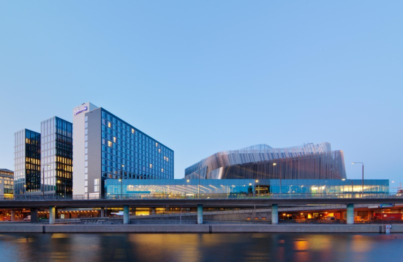 Stockholm Waterfront Congress Center