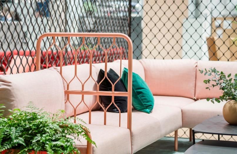 Fora Forms monter på Stockholm Furniture & Light Fair 2018